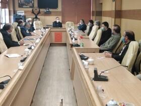 تشکیل جلسه ستاد بحران بهزیستی استان قم