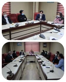 انتخابات مجمع عالی خیّرین بهزیستی استان البرز برگزار شد