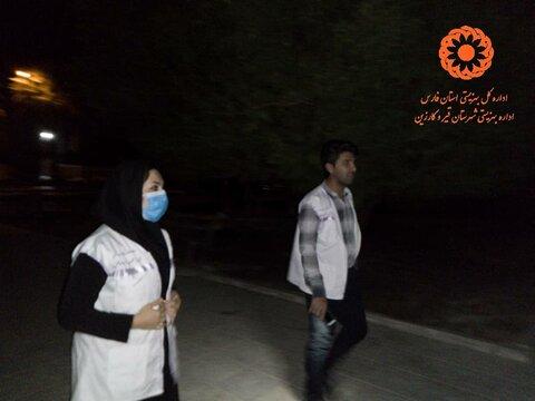 اورژانس اجتماعی شهرستان قیروکارزین