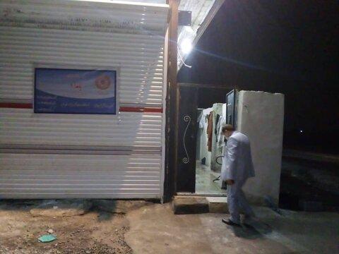 گزارش تصویری | خدمات رسانی به افراد بی سرپناه در معرض آسیب وسرمازدگی در شهرستان ساوجبلاغ