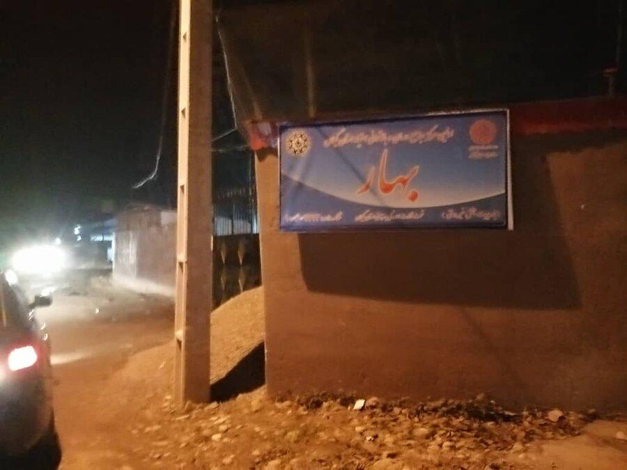 بازدید شبانه از مرکز جامع درمان و بازتوانی اعتیاد بهار در رشت