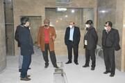 استمداد معاون توسعه مدیریت و منابع سازمان بهزیستی از خیرین برای تکمیل هتل تراز معلولین در مشهد