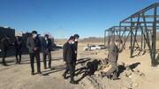 گزارش تصویری|حضور مهندس یزدان مهر در خراسان جنوبی و بازدید از پروژه های مسکن و اشتغال شهرهای مرزی سربیشه و نهبندان