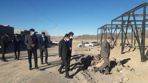 گزارش تصویری|حضور دکتر یزدان مهر در خراسان جنوبی و بازدید از پروژه های مسکن و اشتغال شهرهای مرزی سربیشه و نهبندان