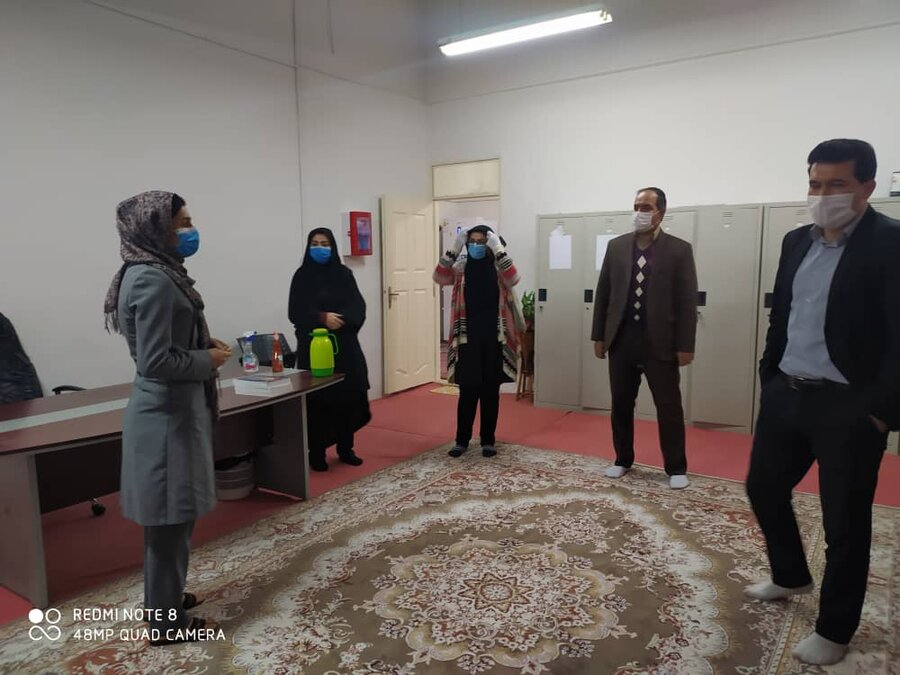 آمادگی ادارات و مراکز بهزیستی برای کمک به افراد بی سرپناه در معرض سرما