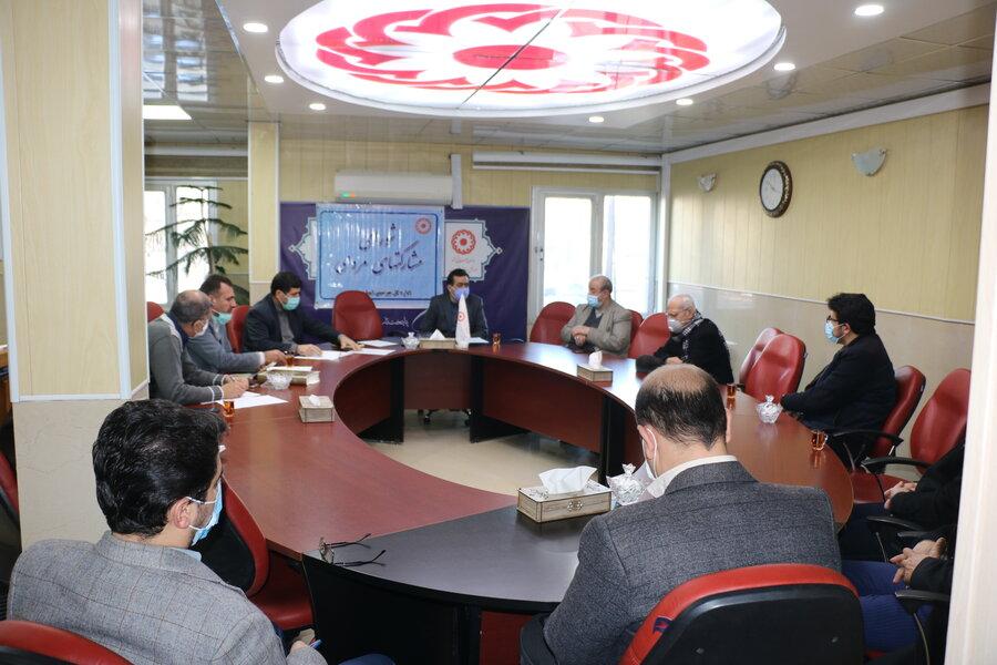 اولین هم اندیشی شورای مشارکتهای مردمی بهزیستی با خیرین استان در سال جاری