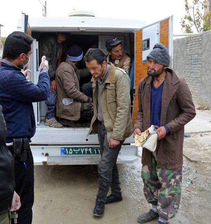 در رسانه |جمعآوری معتادان متجاهر در مازندران از سر گرفته شد