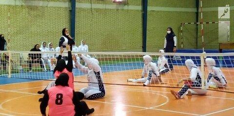 در رسانه | برگزاری رقابتهای لیگ برتر والیبال نشسته بانوان باشگاه های کشور در بندرعباس