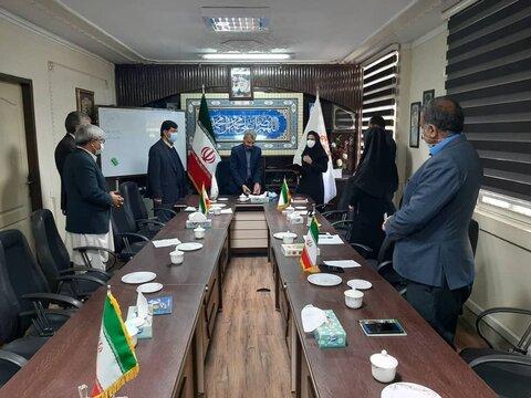 مریم نادری نیا بعنوان سرپرست معاونت اموراجتماعی بهزیستی استان منصوب شد