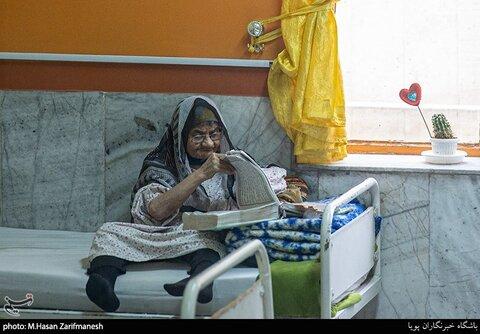 کاهش فوتیهای ناشی از کرونا در مراکز نگهداری افراد دارای معلولیت و سالمندان