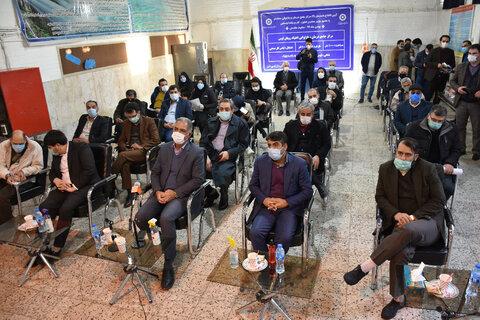 افتتاح مرکز جامع درمان و بازتوانی اعتیاد رویان توس در مشهد همزمان با ۲۳ مرکز کشور