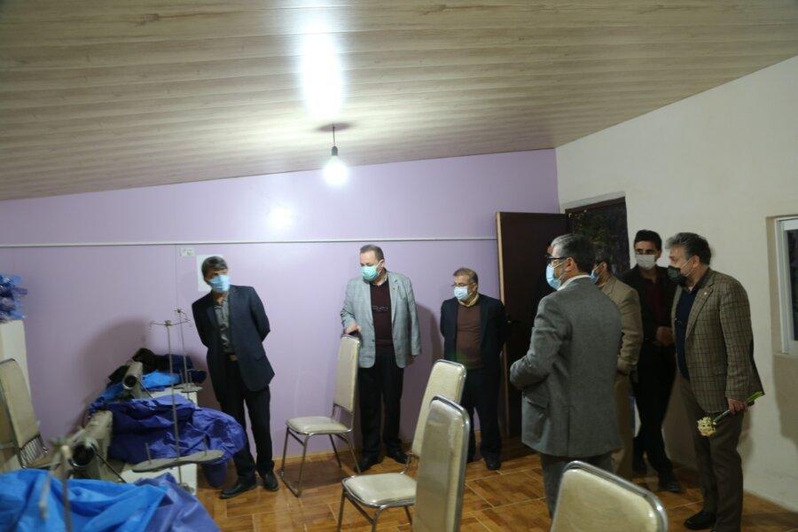 افتتاح مرکز جامع درمان اعتیاد