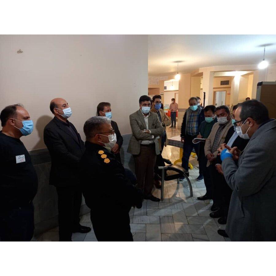 نخستین مرکز جامع درمان و بازتوانی معتادان بهبودیافته استان کرمان افتتاح شد
