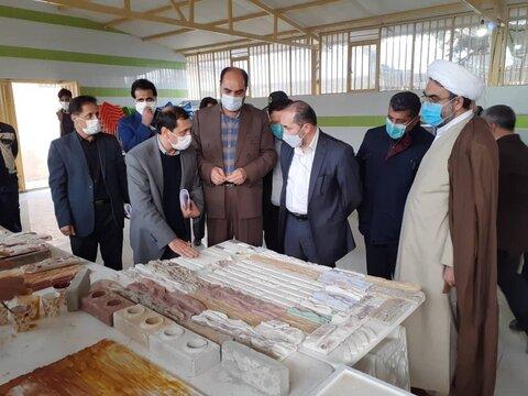 گزارش تصویری | افتتاح همزمان مرکز جامع درمان و بازتوانی معتادان بهزیستی قزوین با سراسر کشور
