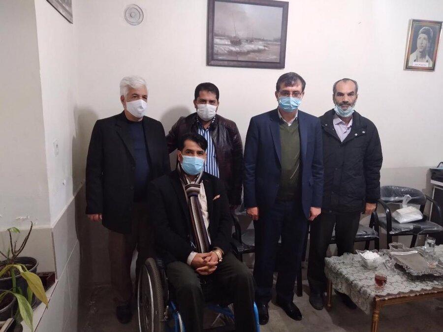 ملارد|تلاشهای گروههای جهادی در راستای رفع مشکلات افراد محروم قابل تقدیر است