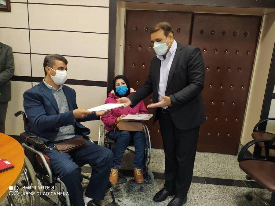 محدودیتی برای تامین زمین و واحد مسکونی رایگان برای معلولین معرفی شده توسط بهزیستی وجود ندارد