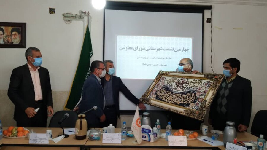 طاهره میرشکار بعنوان سرپرست مدیریت بهزیستی شهرستان زاهدان منصوب شد
