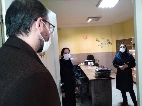 حضور مدیر کل دفترامور کودکان ونوجوانان سازمان بهزیستی کشور در جمع فرزندان خانه های کودک و نوجوان البرز