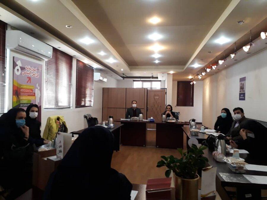 شمیرانات|هشتمین نشست case report برگزار شد