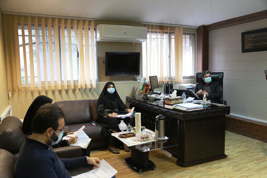جلسه ستاد بزرگداشت دهه مبارک فجر اداره کل بهزیستی مازندران تشکیل شد