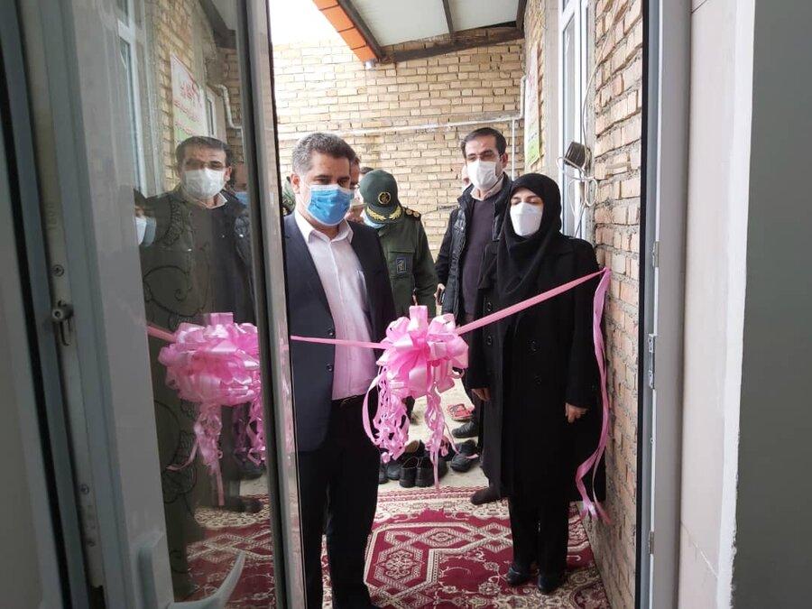 افتتاح ۳۱۰ مین واحد مسکن مددجویی در شبستر