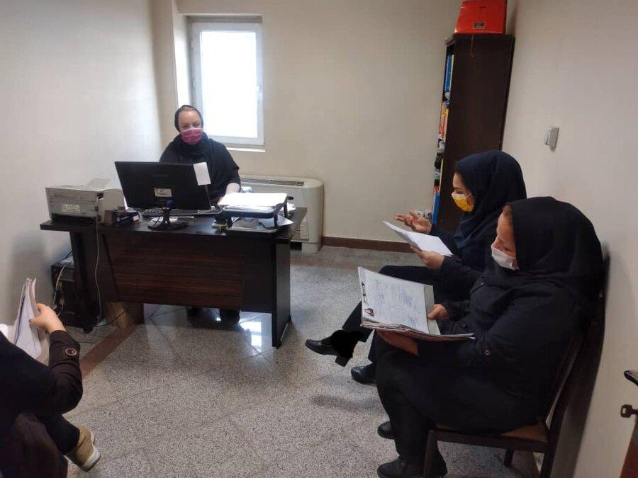 شهرقدس|کمیته توانبخشی تامین هزینه درمان و ودیعه مسکن برگزار شد