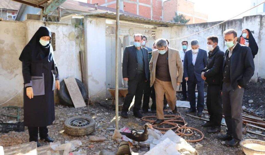 در رسانه  | وجود 34 منطقه ویژه کم برخوردار در مازندران/ اهالی رضوان 38 آمل شناسنامهدار میشوند