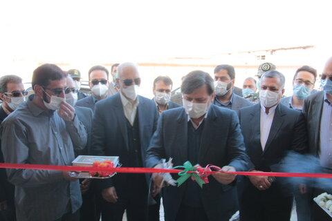 افتتاح ساختمان جدید خانه نوباوگان استان با حضور استاندار