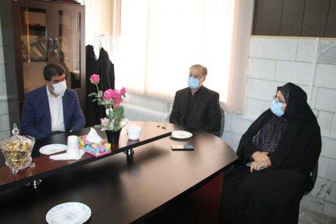 سفر معاون مشارکتهای مردمی به استان مرکزی