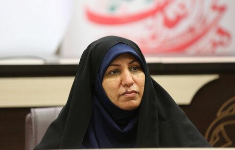 نشست وزیر تعاون ،کار و رفاه اجتماعی با نمایندگان بانوان شاغل در سازمان های تابعه
