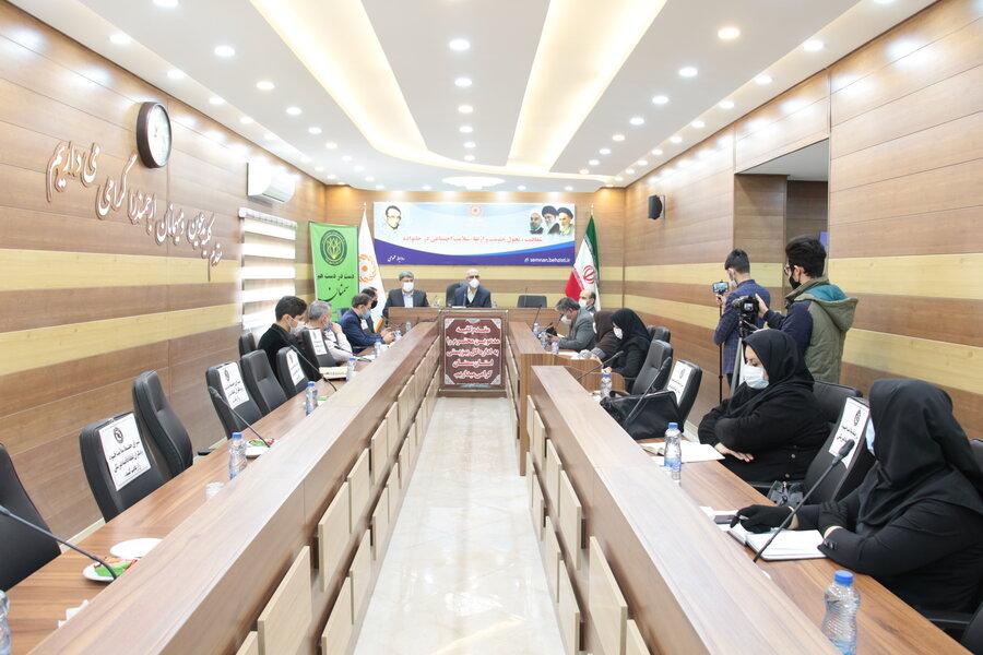 ۳۵۷ مرکز و موسسه تحت نظارت بهزیستی استان در حال ارائه خدمات به جامعه هدف می باشند