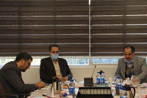گزارش تصویری| برگزاری پانزدهمین جلسه محرومیت زدایی با حضور معاون اجتماعی بهزیستی کشور و مدیرکل استان