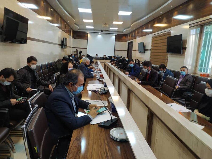 مدیر کل بهزیستی خراسان شمالی  در نشست خبری گفت : واگذاری 320 واحد مسکونی به مددجویان تحت پوشش