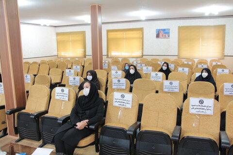 گزارش تصویری | دوره آموزشی ویژه همکاران در سالروز ولادت حضرت زهرا