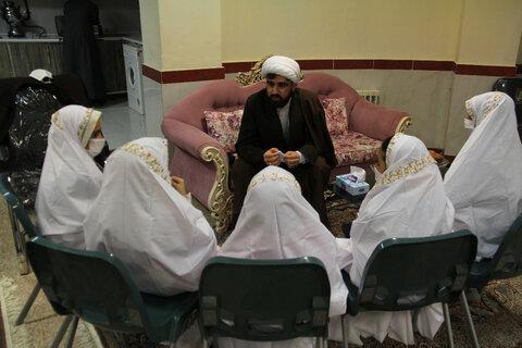 گزارش تصویری   جشن تکلیف کودکان بی سرپرست ایلام