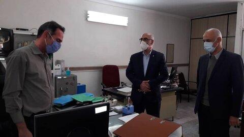 گزارش تصویری | دیدار مدیرکل با پرسنل شهرستان شاهرود