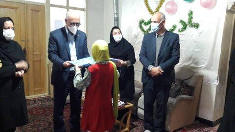 گزارش تصویری | برگزاری مراسم جشن تکلیف دختران تحت حمایت در مراکز نگهداری