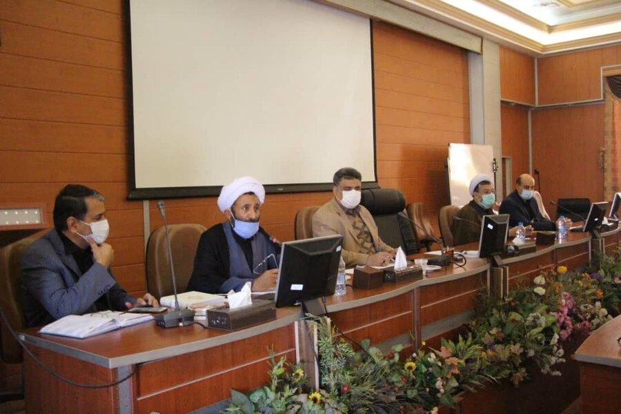 درجلسه شورای اجتماعی رفسنجان مطرح شد؛  رتبه های وحشتناک رفسنجان در حوزه آسیب های اجتماعی/تدوین سند جامع «اجتماعی» رفسنجان