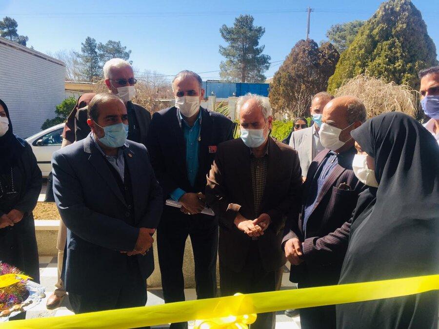 افتتاح صندوق خرد آباده فارس