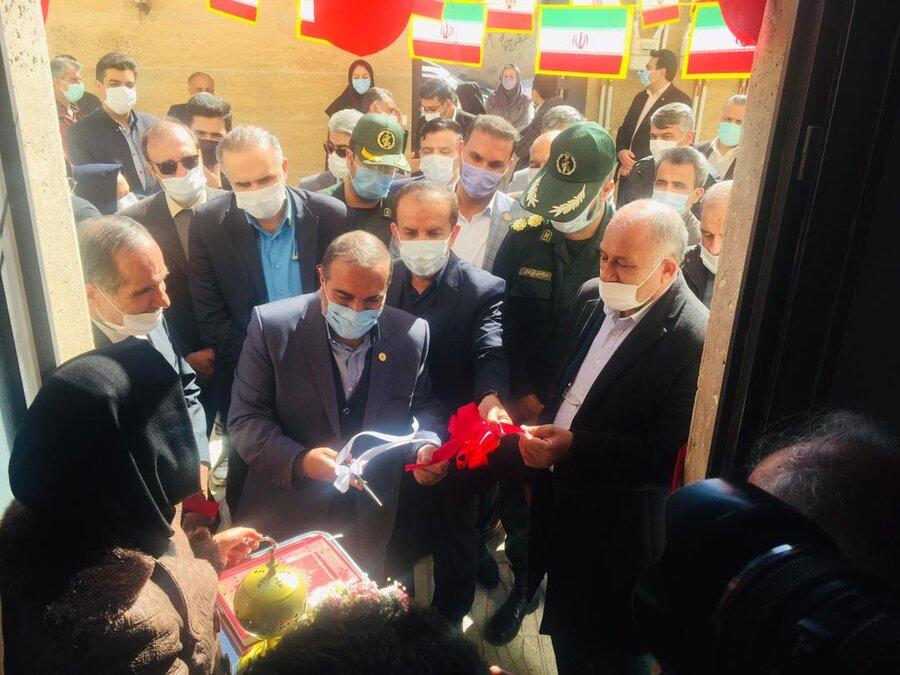 راه اندازی مرکز توانبخشی چند معلولیتی در آباده فارس
