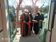 افتتاح کتابخانه بهزیستی کرمانشاه مزین به نام سردار شهیدقاسم سلیمانی