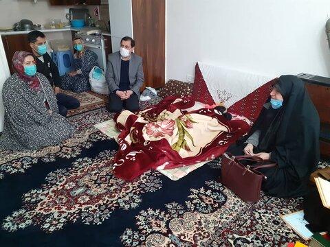 طرح حمایت از زنان دارای فرزند معلول در قزوین اجرا شد