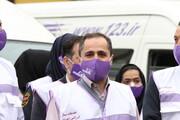 مانور اورژانس اجتماعی با شعار نه به کار کودک برگزار شد