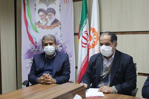 ببینیم| سفر معاون امور اجتماعی سازمان بهزیستی کشور به استان خوزستان