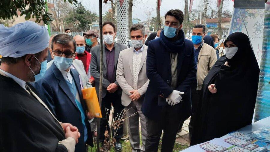 برگزاری کارزار رسانه ای پیشگیری از اعتیاد در شهرستان لاهیجان