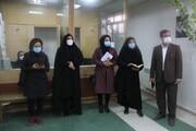 گزارش تصویری| تور رسانه ای بازدید از مرکز مشاوره بهزیستی ایلام
