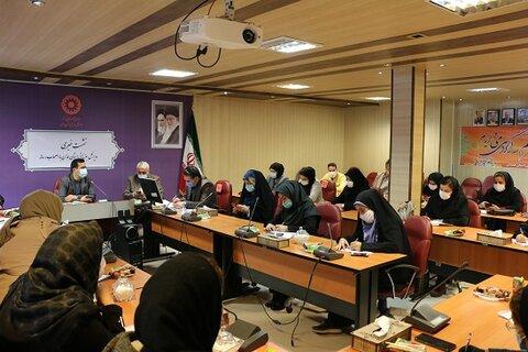 گزارش تصویری نشست خبری مدیر کل بهزیستی استان با اصحاب رسانه به مناسبت دهه مبارک فجر