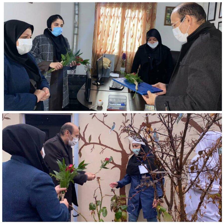 فردیس | بازدید از مرکز اقامتی ترک اعتیاد سپیده بانوان