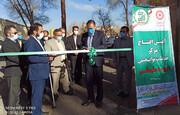 افتتاح مرکز خدمات توانبخشی شهید سلیمانی در یزد