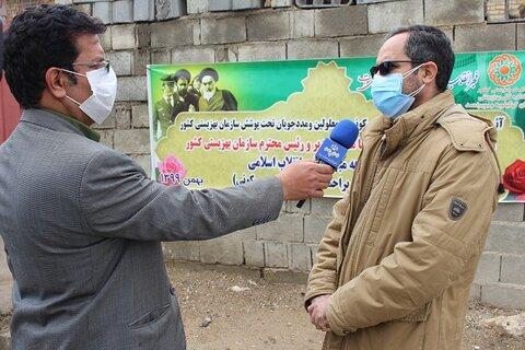 گزارش تصویری| آئین واگذاری 55 واحد مسکونی به مددجویان تحت پوشش بهزیستی استان در دهه فجر